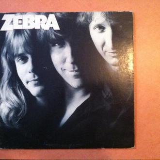 ZEBRA - ZEBRA мелодик хард рок из США!