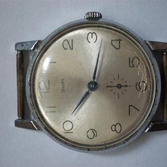 часы Зим Победа интересная модель ранние сохран 24061