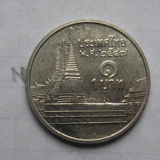 ТАИЛАНД, 1 бат 2004 года .