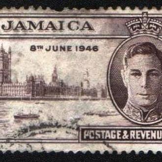 Ямайка (1946) Британская колония. Окончание войны