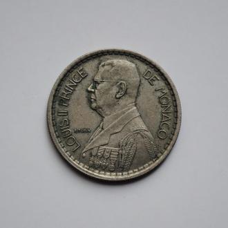 Монако 10 франков 1946 г., 'Старый франк (1837 - 1959)'