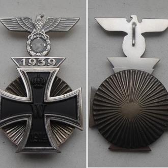 Железного креста I класса с планкой повторного награждения