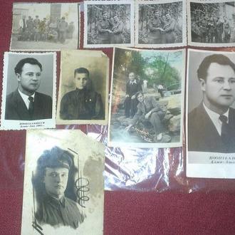 Фото военного времени