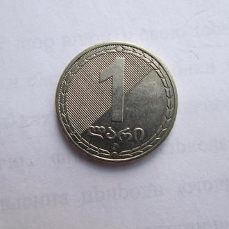 1 лари 2006 год Грузия