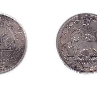 Иран 100 динар 1900 (AH1318) Muzaffar al-Din Shah