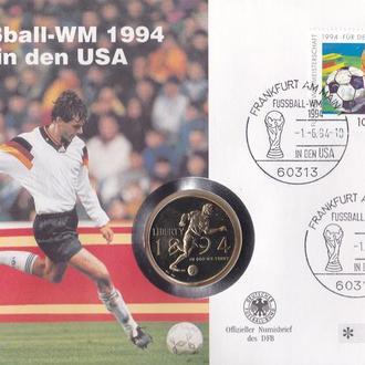 США 1/2 доллара 1994