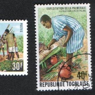 Того (1975) Производство пальмового масла