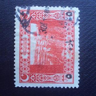 Турция 1917г.гаш.