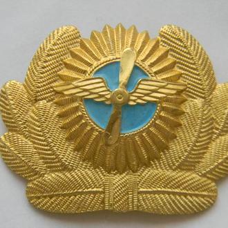 Кокарда ГВФ СССР мет.