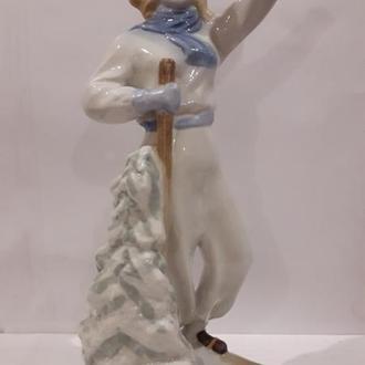 Лыжница Первая Полонное