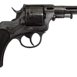 ММГ Наган, модель 1878Simon Suhl (Симон Зюль) кал. 44 Rus.