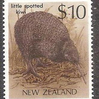 Н. Зеландия 1989 птицы