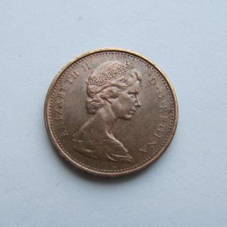 1 цент Канада 1975 год