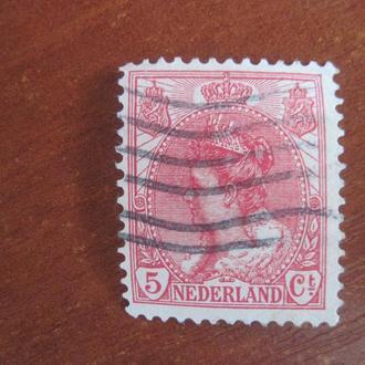 Нидерланды 1898 Вильгельмина  стандарты ГАШ