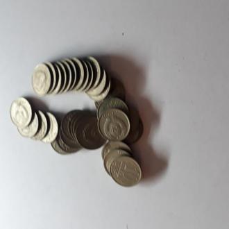 продам монеты СССР 10 копеек 1985 количество 34штука