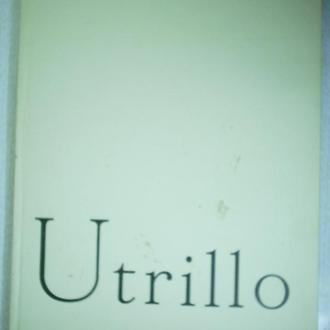 Utrillo Альбом цветных репродукций.