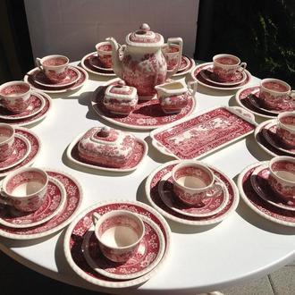 Сервиз чайный растикана от villeroy&boch