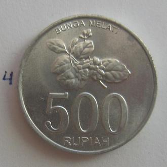 Индонезия, 500 рупий 2003 года.
