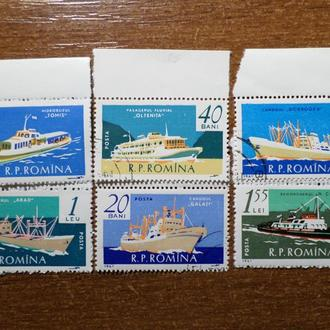 Румыния транспорт КЦ=1евро корабль