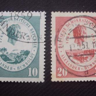 ГДР 1959 гаш. полная.