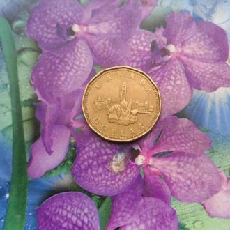 Канада 1доллар 1992г