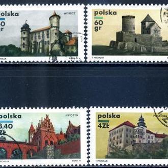 Польша. Архитектура (серия) 1971г.