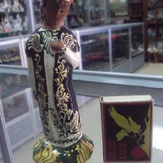 фигура девушка узбечка керамика ташкент №4