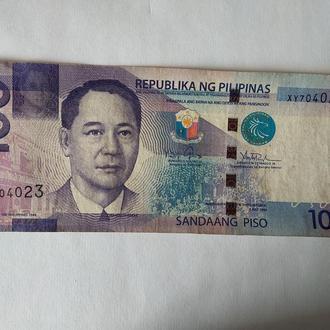 Филиппины 100 песо