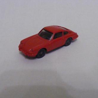 Автомобиль PORSCHE 911 SC красный -1:87(HO)