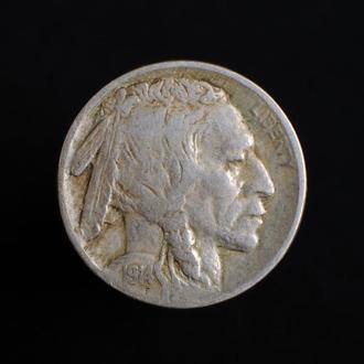 5 Центов 1914,(30) США