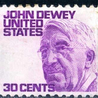 США. Философ Джон Дьюи (серия)* 1968 г.
