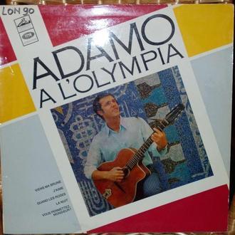 ADAMO - A L'OLYMPIA Концерт в Олимпии 1965