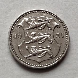 10 сенти, 1931 г, Эстония