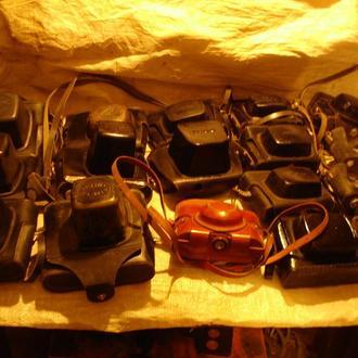 Збірка з 18 футлярів фотоап-в СРСР