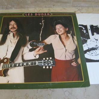 Les Dudek – Say No More  ( Canada)  Rhythm & Blues, Blues Rock, Soul  LP