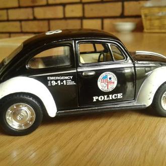 VOLKSWAGEN CLASSICAL Beetle (1967) Металл!