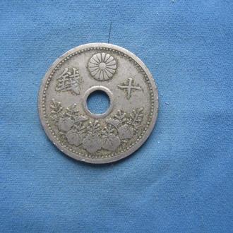 Япония 10 сен 1925 год
