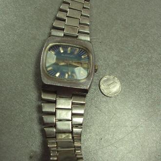 часы наручные циферблат механизм слава автоматик №109