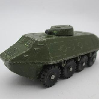 БТР военная техника игрушка СССР №1
