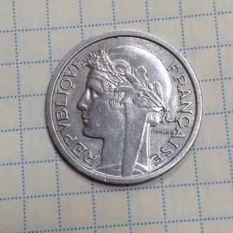 ФРАНЦИЯ, 1 франк 1957
