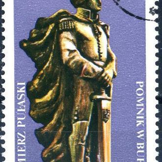 Польша. Генерал Казимеж Пулавский (серия) 1979 г.