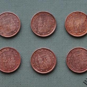 2 цента Испания