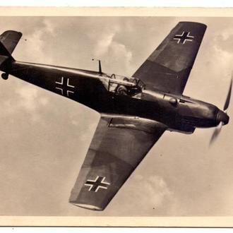 3-Рейх. luftwaffe. Messerschmitt Bf.109 .