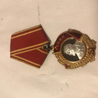 Орден Ленина, идеальное состояние