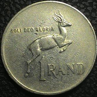 ЮАР 1 рэнд 1983
