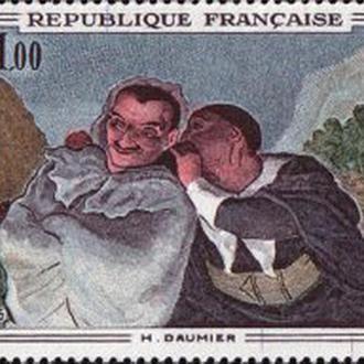 Франция 1966 живопись