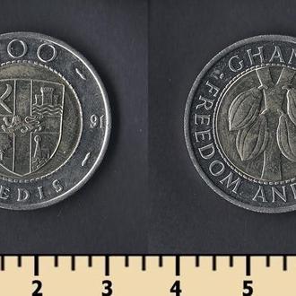 Гана 100 седи 1991