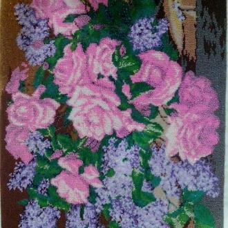 картина ручной работы Букет
