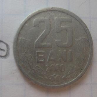 МОЛДОВА, 25 бани 2000 г.