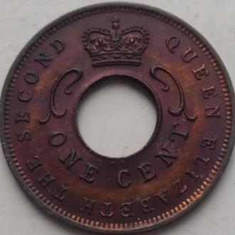 Британская Восточная Африка 1 цент 1959 год ОТЛИЧНАЯ!!!